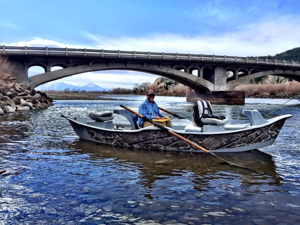 Ro driftboats for Drift boat fishing
