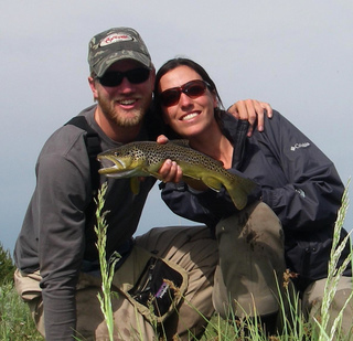 Travis and Giselle Hansen