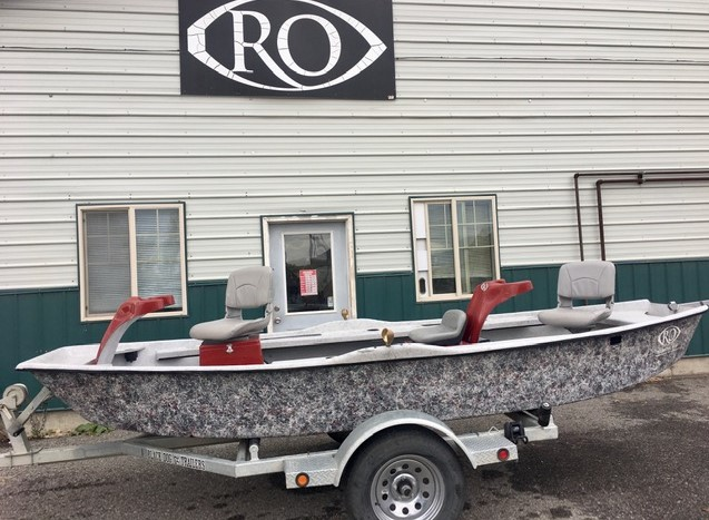 camo red Tailwater
